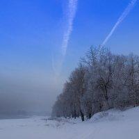 Зимняя тишь :: Anna Sarycheva