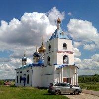 Храм :: Александр Алексеев