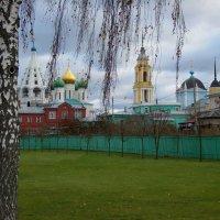 Коломна. :: Михаил Столяров