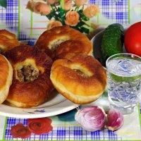 После лесных походов разыгрался аппетит.. :: Андрей Заломленков