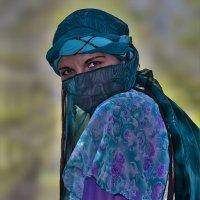 Восточная красавица :: Shmual Hava Retro