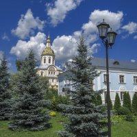 В Дивеевском монастыре :: Сергей Цветков