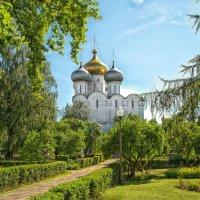 Лето в Новодевичьем монастыре :: Игорь .