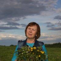 Жизненный портрет в луговых травах :: Татьяна Копосова