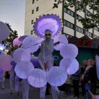 Weiße Parade Altona :: Nina Yudicheva