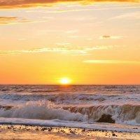 Закат солнца. :: Владимир Кочнев