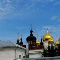 ВОЛЖСКИЕ КРАСОТЫ :: Анатолий Восточный