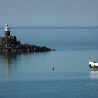 Тихим вечером у моря :: Natalia Harries