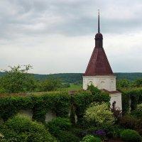 Свято-Никольский Черноостровский монастырь :: Юрий Шувалов