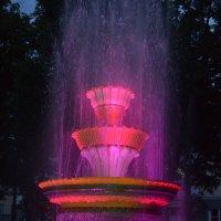 Великие Луки. Цветные фонтаны... :: Владимир Павлов