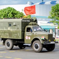 Бронепробег Москва-Брест-Москва 1 :: Alyes Kukharev