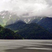 озеро,горы,облака :: vg154