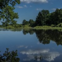 Озеро :: Георгий Морозов