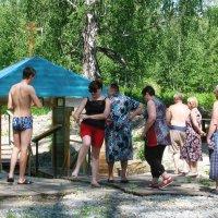 Надо бы окунуться, да вода +8 :: Наталья Петровна Власова