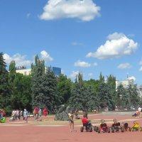 Летний день :: Геннадий Храмцов