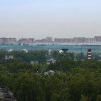 Вечерний туман :: Константин Поляков