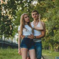 Юля & Илья :: Лидия Ковалёва