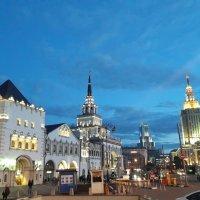Казанский вокзал :: Tata Wolf