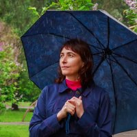 Дождь... :: Галина Шепелева