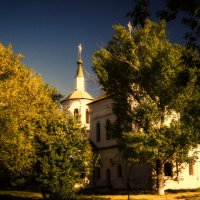 Петропавловская церковь :: Сергей Шруба