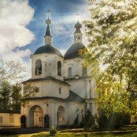 Церковь Донской Богоматери на подворье войсковых атаманов :: Сергей Шруба