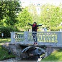 Где мостик,там я :: Galina Belugina
