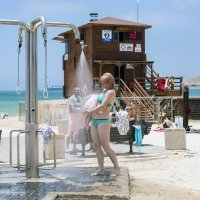 """Перед уходом домой: """"Прохладный душ ..."""" :: Aleks Ben Israel"""