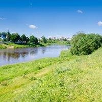 Река Днепр :: Alyes Kukharev
