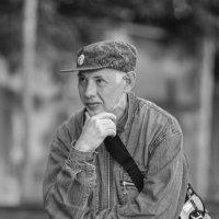 Маленький человечек... :: Фёдор Куракин