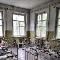 Спальня в детсаду.. :: Татьяна Кретова