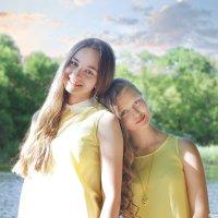 Подружки :: Анастасия Тищенко
