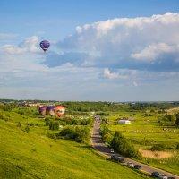 Фестиваль воздушных шаров в Переславле :: Владимир