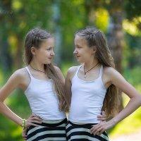 Ты мое отражение :: Олеся Корсикова