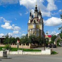 Воскресенская церковь :: Милешкин Владимир Алексеевич