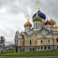 Храм Игоря и Михаила Черниговских в Переделкино :: Юрий Яньков