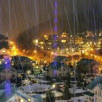 Дождь в феврале :: Вячеслав Случившийся