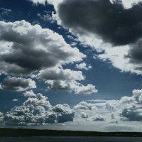 Небо :: Алина Сержантова