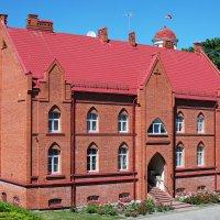 Резиденция епископа :: Александр Творогов