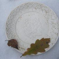 Тарелка из прошлого... :: Maikl Smit