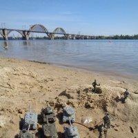 Гибридные военные маневры на Днепре :: Алекс Аро Аро