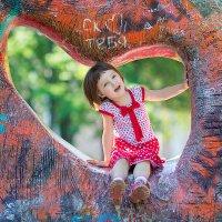 Детский смех так заразителен :: Олеся Корсикова