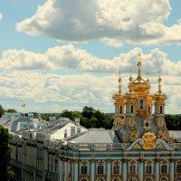 Екатерининский дворец :: Ирина Фирсова