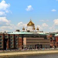 Кафедра́льный собо́рный храм Христа́ Спаси́теля в Москве :: Dashiki
