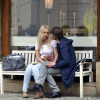 Вот и встретились два одиночества... :: Николай Ярёменко