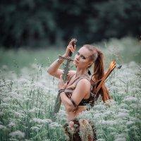 Амазонка :: Анита Гавриш