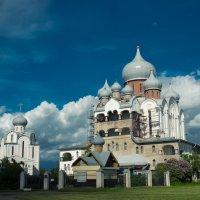 Питер Храм Благовещения Пресвятой Богородицы :: Юрий Плеханов