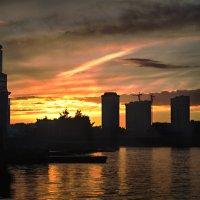 Вечер, солнце и вода :: AlerT-STM 1