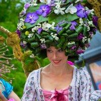 на фестивале цветов :: юрий затонов