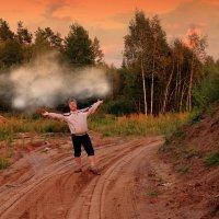 Достать облако :: Михаил Власов