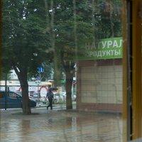 Через окно кафе. :: Savelii Alekseev